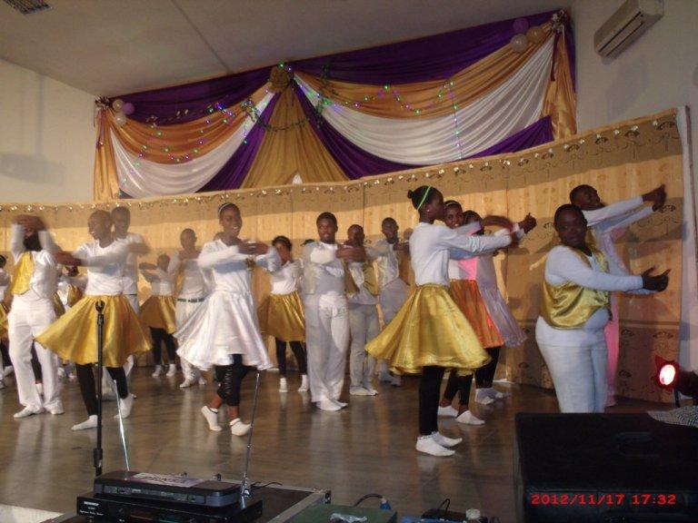 Dramapraise 2012(Glory to Glory)